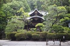 岡崎神社 front