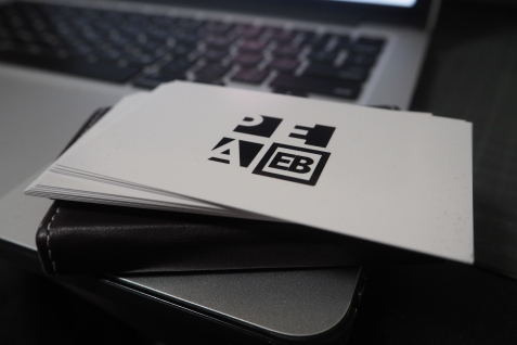A man needs a business card in Japan...