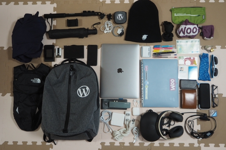 What's In Your Bag, Paulo? (2018)